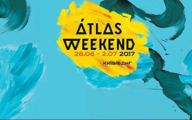 Atlas Weekend 2017: программа фестиваля на 28 июня