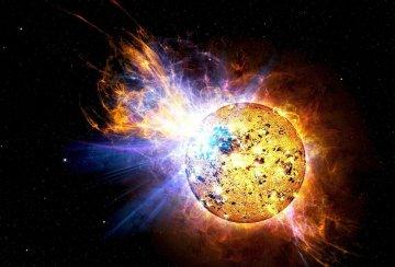 Сонце перетвориться на гігантський кристал: вчені розповіли, як і коли