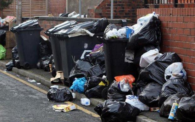 Китайцы нашли мусору полезное применение