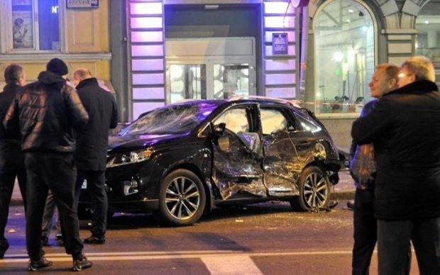 Мати мажорки на Lexus була лаконічна: відео з суду