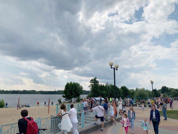 Погода во Львове на 28 июля: выходной пройдет под тучами, но не спешите хватать зонты
