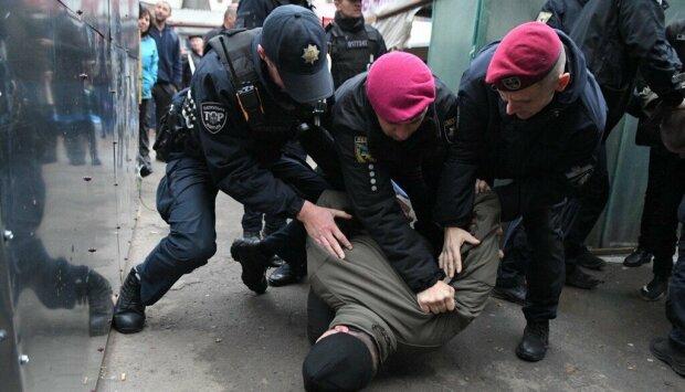 Затримання чоловіка, фото 112.ua