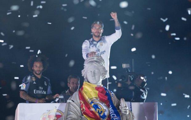 Рекордсмени Іспанії: Як Реал святкував чемпіонство