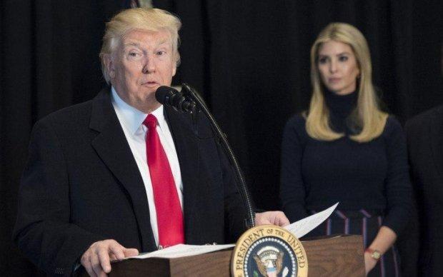 Іванка переконала Трампа нанести удар по Сирії
