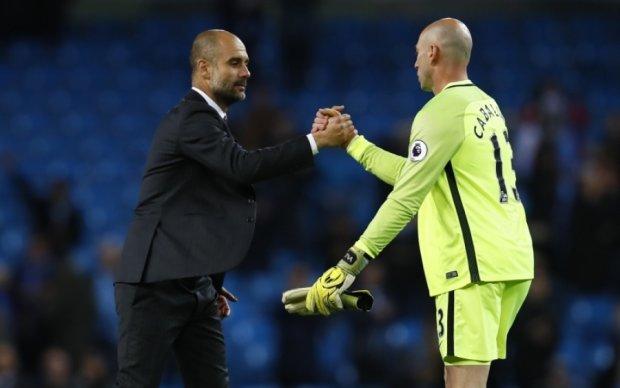 Гвардиола: Доволен, что Манчестер Юнайтед создал всего два момента