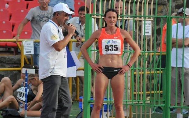 Українську легкоатлетку жорстко покарали за вживання допінгу