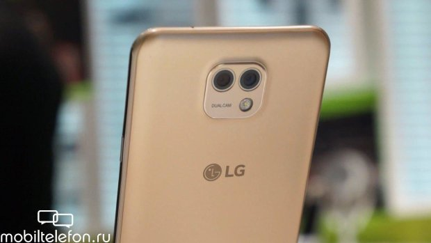 LG представить смартфон з 7 камерами