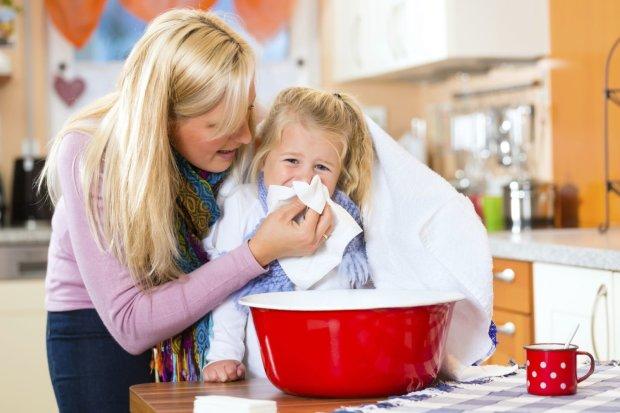 Українці неправильно лікують дітей: від холоду ніхто не хворіє