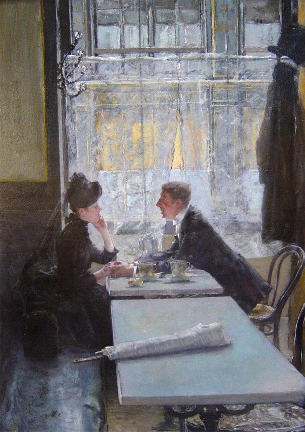 Романтичні фотографії старого Львова: які місця для побачень вибирали закохані понад століття тому