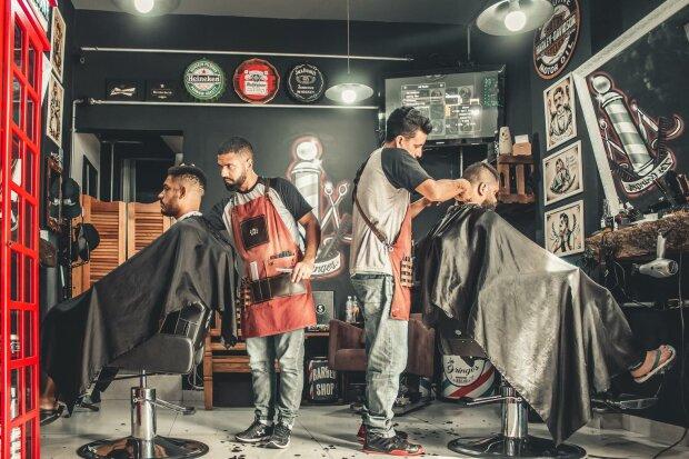перукарня, фото Pxhere