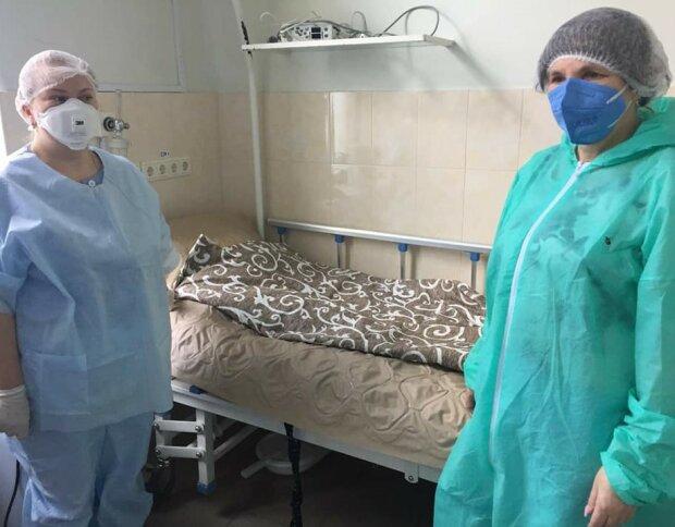 медсестри, фото: Ігор Бернюк