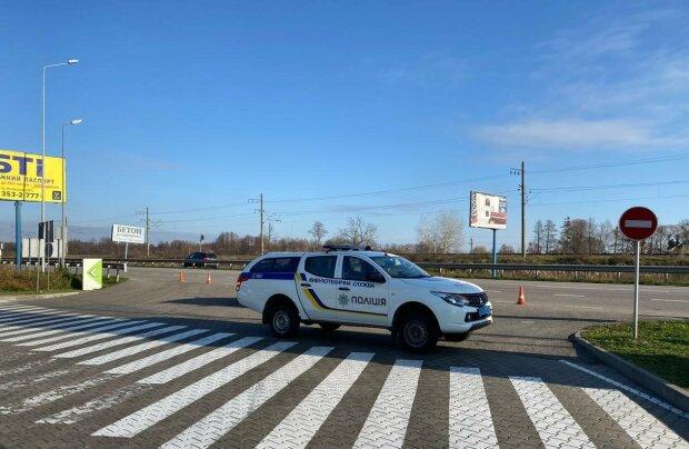 Поліція, скріншот із відео