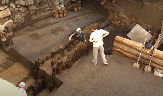 """Во Львове нашли жилище древних людей, археологи в экстазе: """"Настоящие галичане"""""""