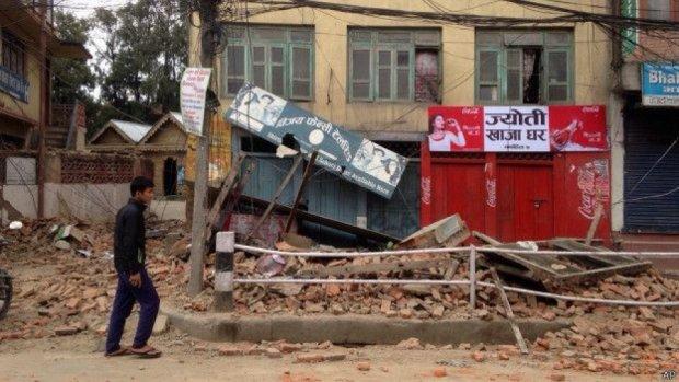 В Непале остаются 149 украинцев, 83 не выходят на связь - МИД