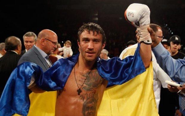 Ломаченко увійшов до рейтингу найкращих боксерів світу