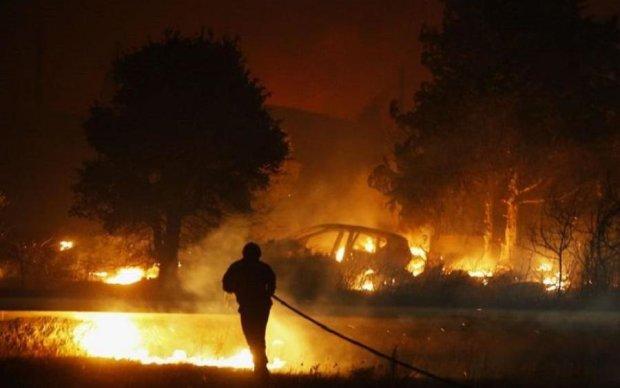 Нищівні пожежі добрались до курортів багатіїв