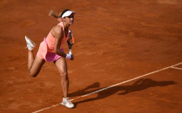 Українська тенісистка впевнено пробилась у півфінал турніру в Нідерландах