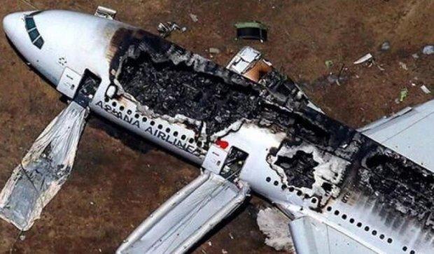 З'явилися фото авіакатастрофи російського літака в Єгипті (фото)