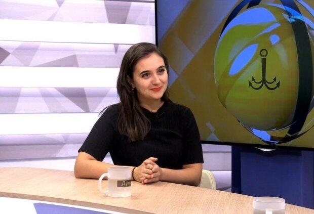 #KyivNotKiev: пресс-секретарь Зеленского Мендель попала в немилость украинцев