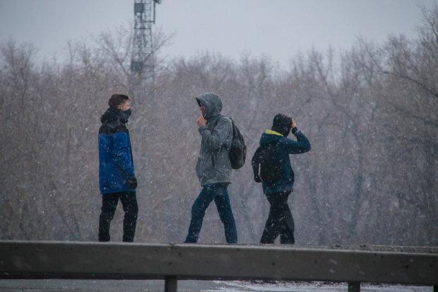 Развлечение со вкусом смерти: обезбашенные дети-руферы залезли на самую опасную точку Киева