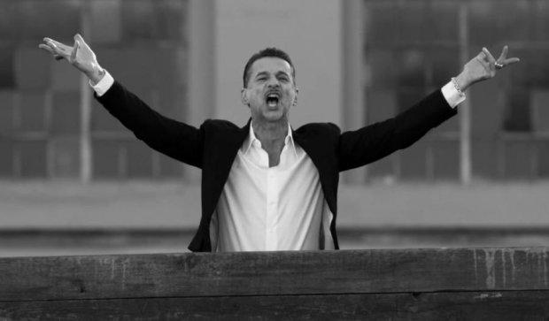 Depeche Mode закликав до всесвітньої революції (відео)