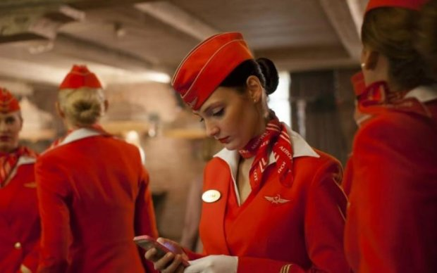 Простые стюардессы обнаженные фото, секс тетя соблазняет