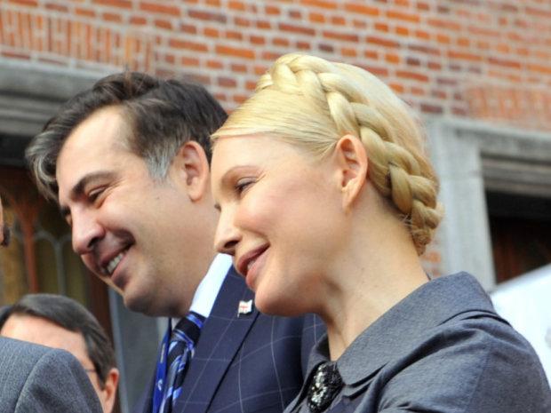 """Тимошенко отреагировала на украинца Саакашвили: """"Вопиющая несправедливость"""""""