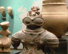 скульптуры Догу