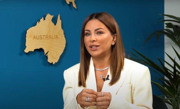 Ані Лорак, скріншот з відео