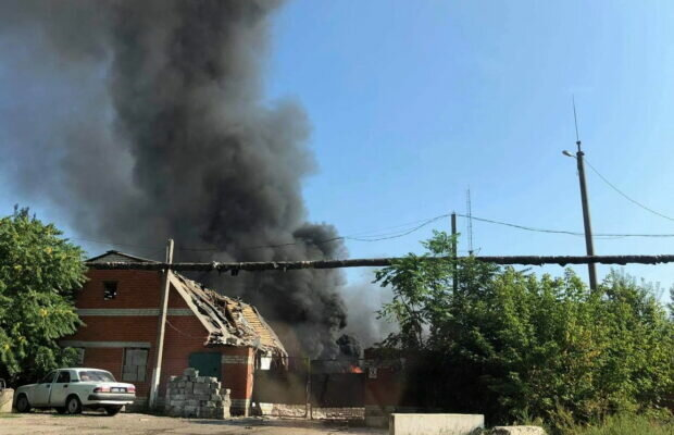 Обстрелы в Авдеевке, фото Новинарня
