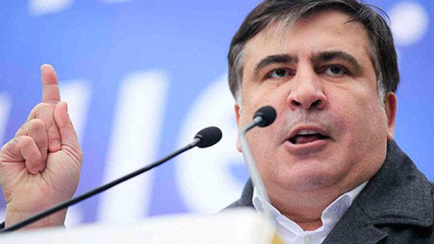 """Саакашвили обратился к Зеленскому из Одессы: """"Надо сажать"""""""