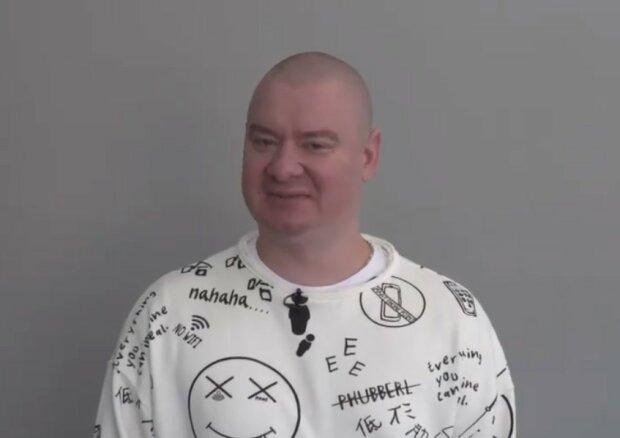 Евгений Кошевой, скриншот видео