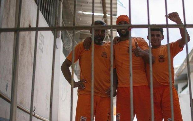 З бразильської в'язниці масово втекли злочинці