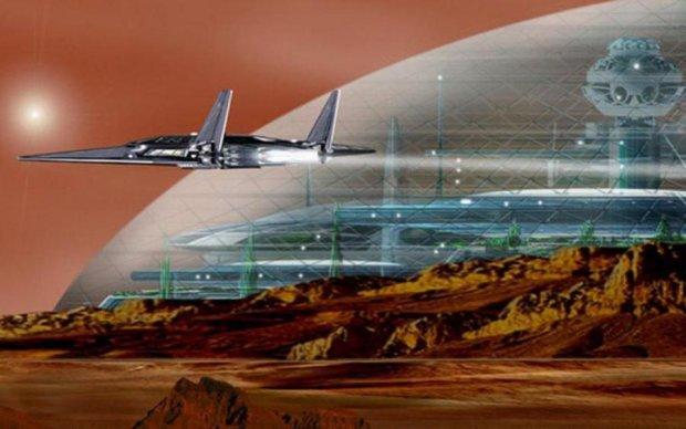 NASA показало, как будут жить колонизаторы Марса