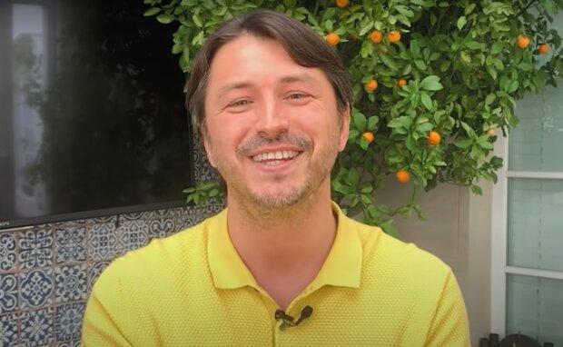 Сергей Притула, скриншот из видео