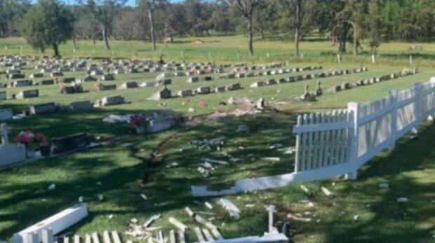 Кладбище, фото: 7NEWS