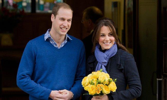 принц Вільям та Кейт Мідлтон