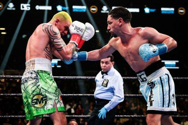 Гарсія переміг Редкача одноголосним рішенням суддів, boxingscene
