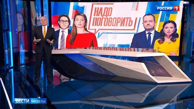 """Малахов взбесил украинцев своим телемостом, хочет накормить салом и конфетами: """"Пошли вы на х*р"""""""