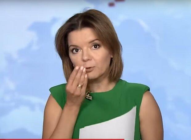 Телеведущая Маричка падалко, скрин с видео