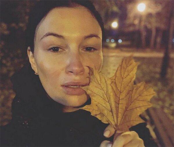 Анастасия Приходько, фото Instagram