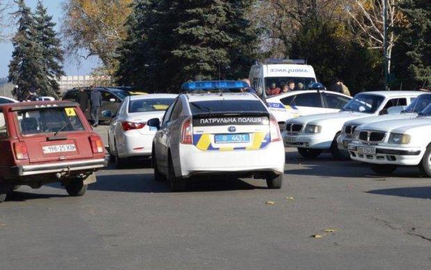 Много пострадавших: грузовик влетел в переполненный троллейбус