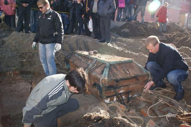 сексуальні рабині поховані під Нижнім Тагілом