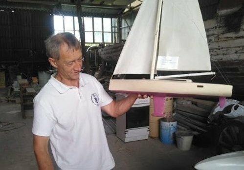 Львів'янин побудував яхту і відправився в плавання - вік мрії не перешкода
