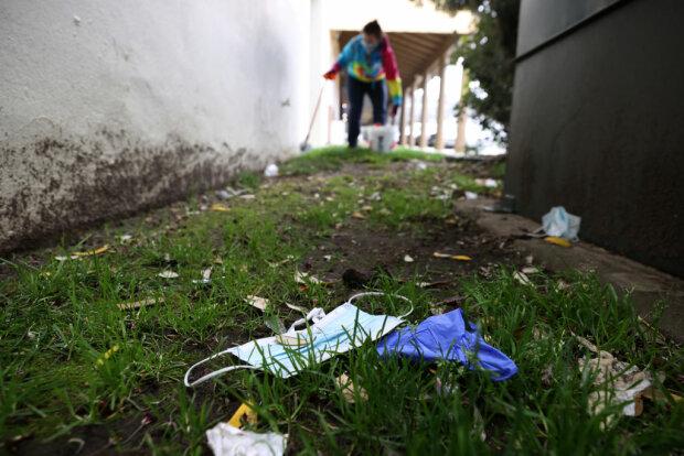 Збір сміття, фото: Getty Images