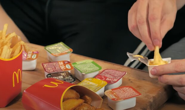 McDonalds, скриншот: YouTube