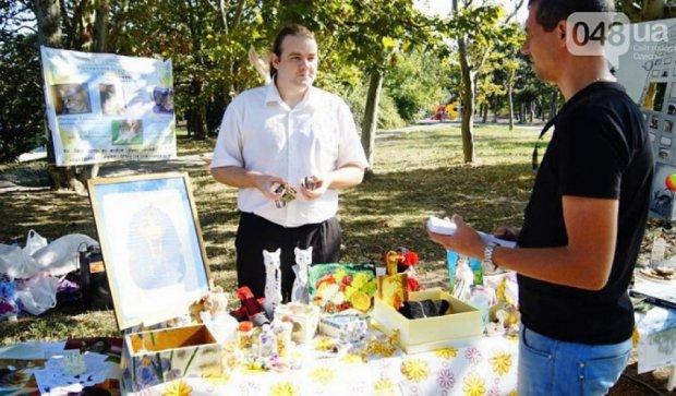 В Одесі пройшов благодійний ярмарок на підтримку тварин (фото)