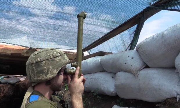 Ситуація на Донбасі, скріншот: facebook.com/pressjfo.news