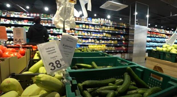 Супермаркет, кадр з відео, зображення ілюстративне: YouTube