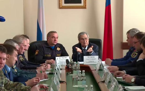 Глава Кемеровської області попросив вибачення за загиблих дітей... у Путіна